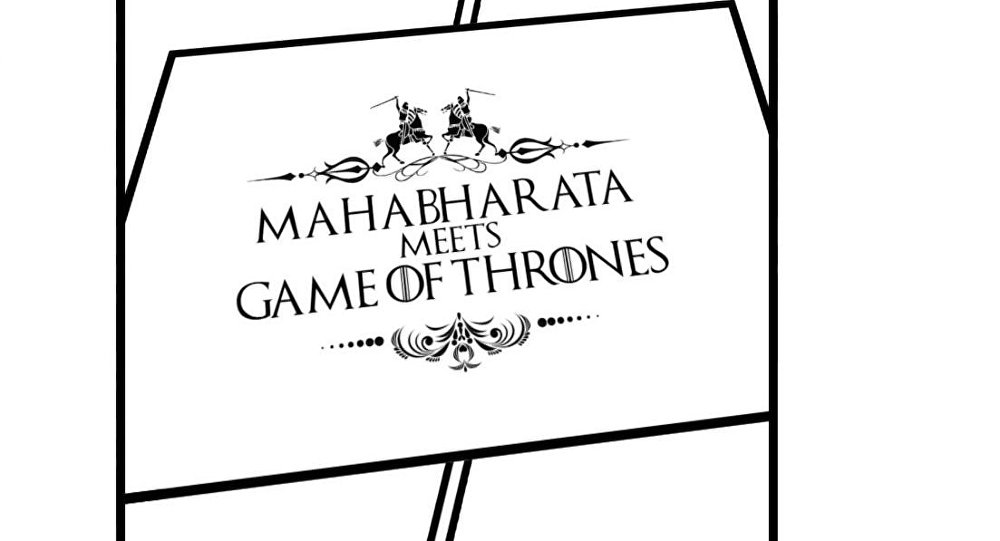 Mahabharata meets Game of Thrones