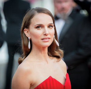 Natalie Portman arrives for the opening ceremony and for the screening of the film La Tete Haute (Standing Tall) at the 68th international film festival, Cannes, southern France.